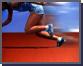 100m 달리기 vs. 마라톤