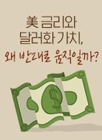 美 금리와 달러화 가치, 왜 반대로 움직일까?