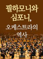 필하모니와 심포니, 오케스트라의 역사